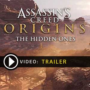 Assassins Creed Origin's The Hidden Ones