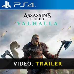 Assassins Creed Valhalla Trailer-Video