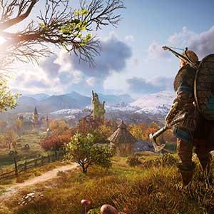 Assassins Creed Valhalla Season Pass Umgebung