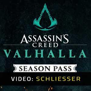 Assassins Creed Valhalla Season Pass Trailer Video
