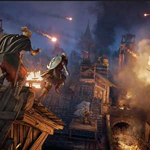 Assassin's Creed Valhalla The Siege of Paris París
