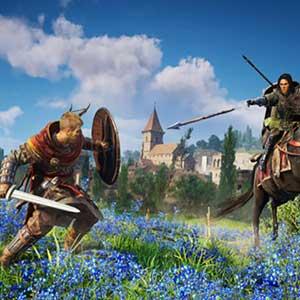 Assassin's Creed Valhalla The Siege of Paris Fränkischer Ritter