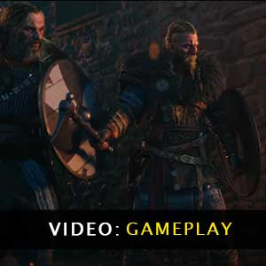 Assassins Creed Valhalla Gameplay-Video