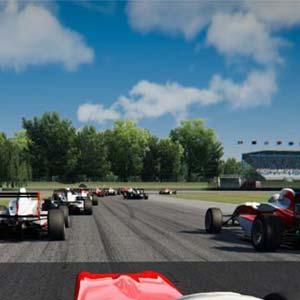 Assetto Corsa PS4 F1 Rennen