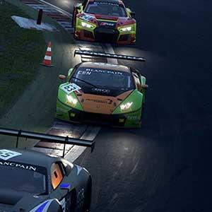 Blancpain GT Serie Autos
