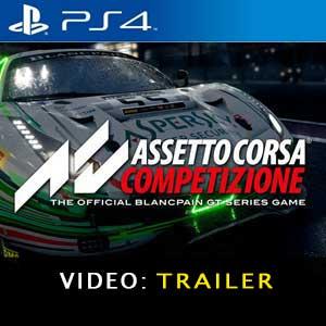 Assetto Corsa Competizione Vidéo de la bande annonce