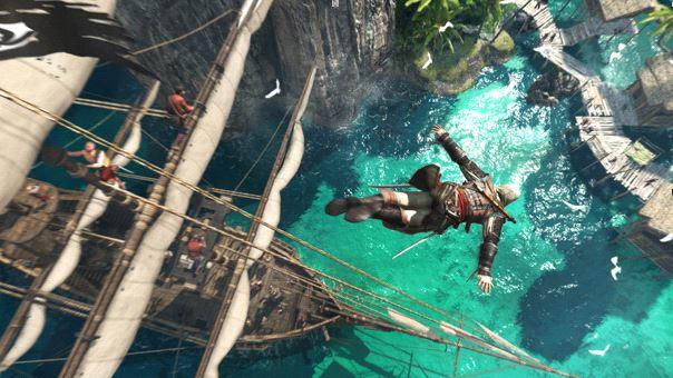Assassins Creed 4 Black Flag multiplayer gameplay