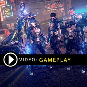 ASTRAL CHAIN Gameplay Video
