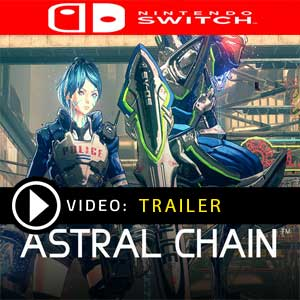 ASTRAL CHAIN Nintendo Switch Digital Download und Box Edition