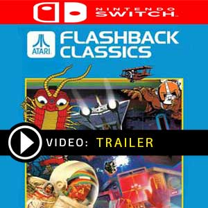 Atari Flashback Classics Nintendo Switch Digital Download und Box Edition