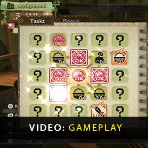 Atelier Escha and Logy Alchemists of the Dusk Sky Gameplay Video