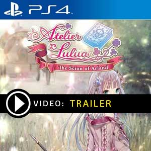 Atelier Lulua The Scion of Arland PS4 Digital Download und Box Edition