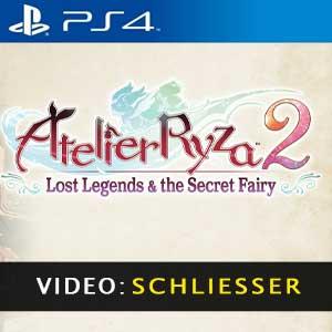 Atelier Ryza 2 Lost Legends & The Secret Fairy Trailer-Video