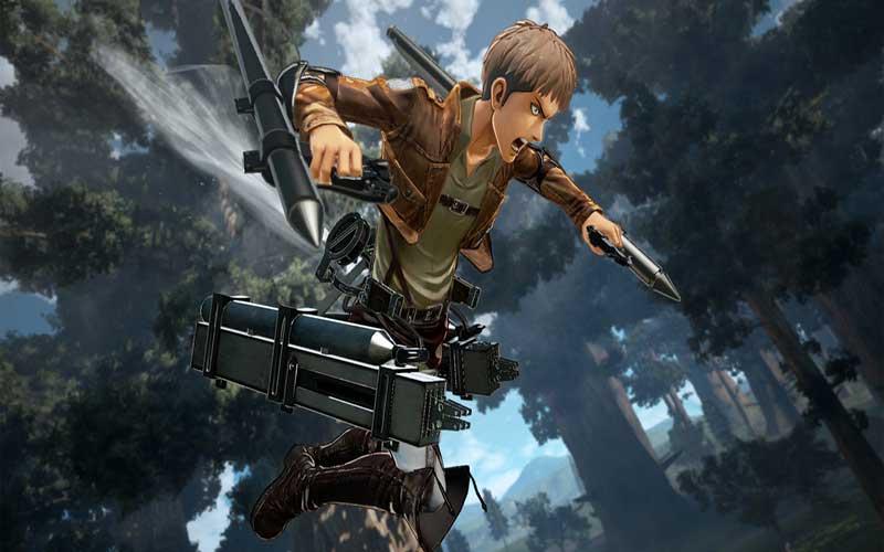 Kaufe Attack on Titan 2 Final Battle Nintendo Switch ...