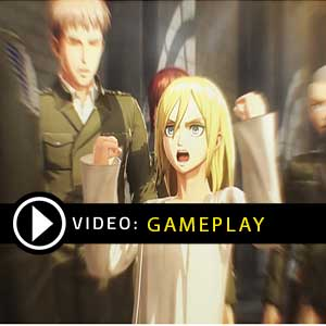 Attack on Titan 2 Final Battle Xbox One Gameplay Video