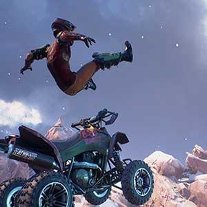 Crazy Stunts