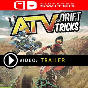 ATV Drift and Tricks Nintendo Switch Digital Download und Box Edition
