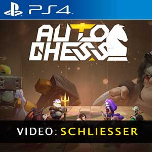 Auto Chess PS4 Video Trailer