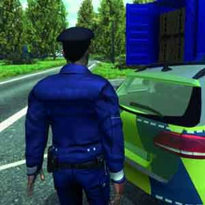 Autobahn-Police Simulator 2015- Mit der Police Car