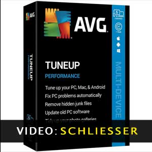 Buy AVG TuneUp trailer video