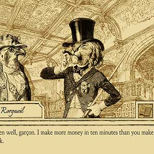 Rorguiel verdient mehr Geld