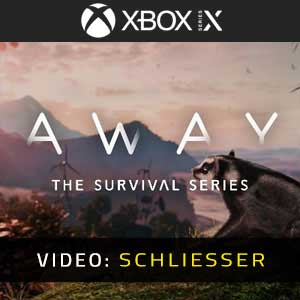 AWAY The Survival Series Xbox Series X Video Trailer