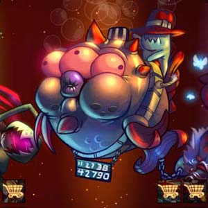 Awesomenauts - Boss