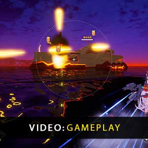 Azur Lane Crosswave Gameplay-Video