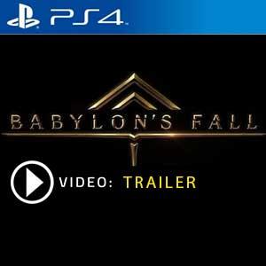 BABYLON'S FALL PS4 Digital Download und Box Edition