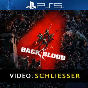 Back 4 Blood PS5 Video Trailer