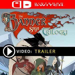 Banner Saga Trilogy Nintendo Switch Digital Download und Box Edition