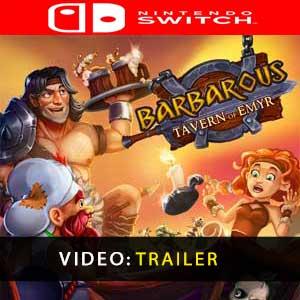 Barbarous Tavern of Emyr
