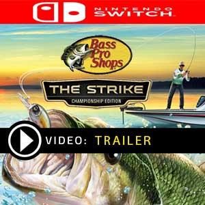 Bass Pro Shops The Strike Nintendo Switch Digital Download und Box Edition
