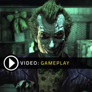Batman Arkham Asylum Gameplay Video