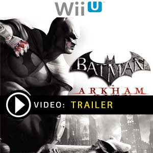 Batman Arkham City Nintendo Wii U Digital Download und Box Edition