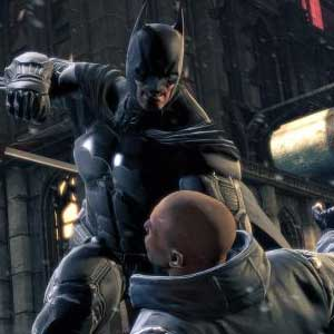Batman Arkham Origins Kampf