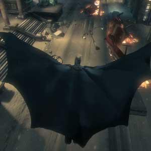 Batman Arkham Origins Angriff