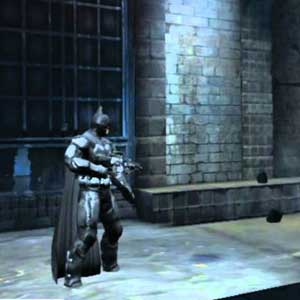 Batman Arkham Origins Blackgate Kampf