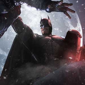 Batman Arkham Origins Attack