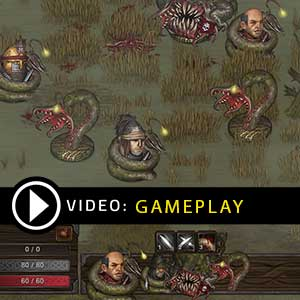 Battle Brothers Beasts & Exploration Gameplay Video