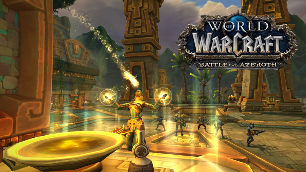 World of Warcraft Globale Releasezeiten aufgedeckt