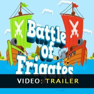 Battle of Frigates
