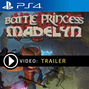 Battle Princess Madelyn PS4 Digital Download und Box Edition