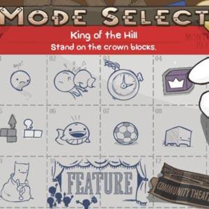 BattleBlock Theater - Mode Select