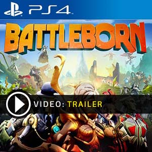 Battleborn PS4 Digital Download und Box Edition