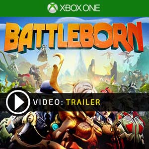 Battleborn Xbox One Digital Download und Box Edition