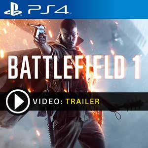 Battlefield 1 PS4 Prices Digital or Box Edition