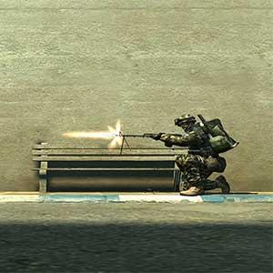 Battlefield 2 Schießen