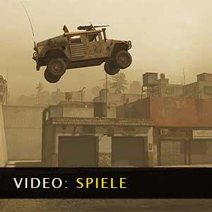 Battlefield 2 Gameplay-Video