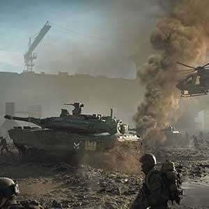 Battlefield 2042 Ausrangiert